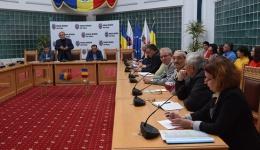 Președinții și administratorii asociațiilor de locatari, ședință la Primăria Mioveni