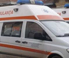 Șoferul primarului Ionică a lovit un băiat cu mașina