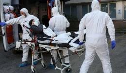 COVID-19, continuă să facă victime în Argeș: 40 de noi bolnavi și un bărbat decedat
