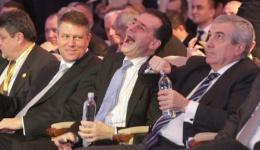 Iohannis, un leneș solemn! Tăriceanu spune că nu ar fi putut semna un pact cu Iohannis, care a fost la ceremonia de aderare a României la UE invitat de guvernul unei alte țări