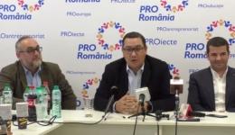 Video! Ponta la Pitești: Cel mai mare regret al meu este că nu am semnat autostrada Pitești-Sibiu. Liderii PSD Argeș se întrec să fie obedienți la București!