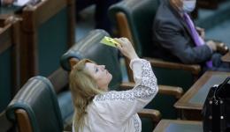 AUR i-a retras sprijinul Dianei Șoșoacă! Senatoarea AUR, atac virulent la Claudiu Târziu