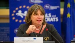 Norica Nicolai: Suntem în coaliție, dar ALDE are individualitatea lui. Avem opinii total diferite de PSD pe unele teme