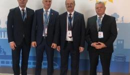 Robert Tudorache a prezidat ședința de coordonare a statelor membre UE la Abu Dhabi, la cea de a IX-a sesiune a IRENA