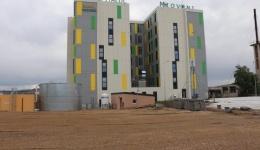Parcare de 140 de locuri pentru mașinile pacienților și vizitatorilor la Spitalul Mioveni