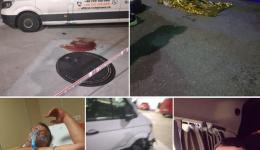 Video! Măcelul dintre șoferii de tir argeșeni care a îngrozit spania. Un angajat al DOLO Trans Olimp a fost ucis, un alt grav rănit!