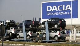 Dacia, creștere spectaculoasă a vânzărilor