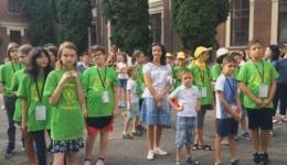 Video! Cei mai buni elevi la Câmpulung, la Tabăra Gazeta matematică